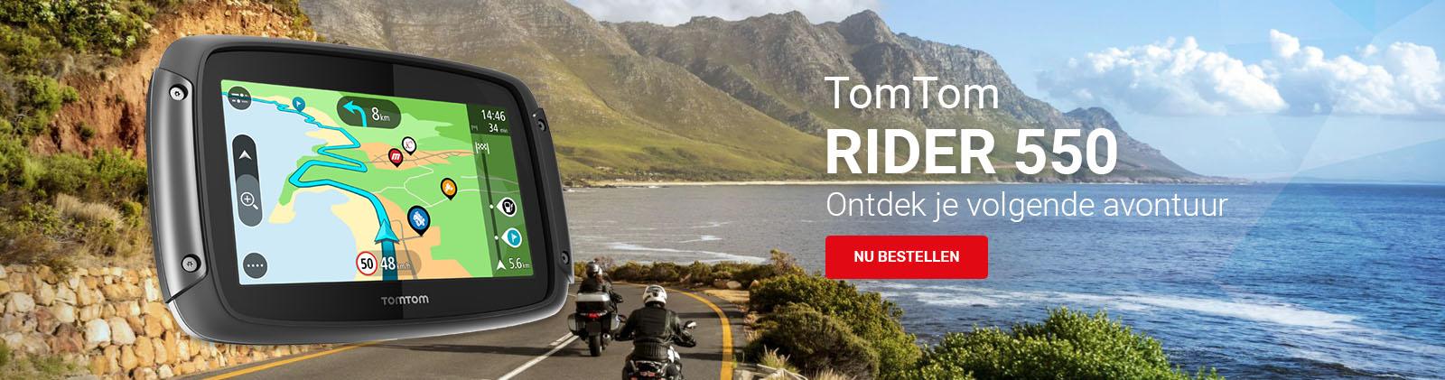 TomTom Rider NL
