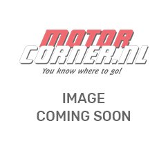 Barracuda Achterspatbord Honda CB 500X mat zwart + kettingkast alu zwart